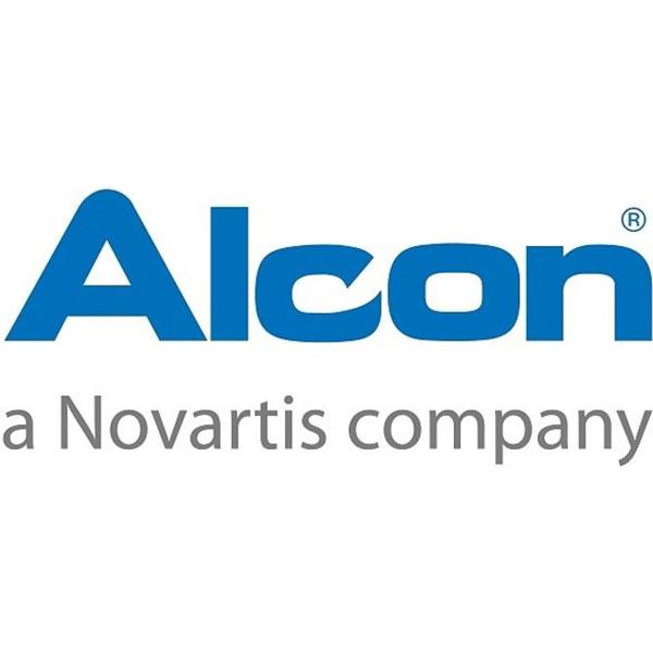 Logo Alcon Novartis